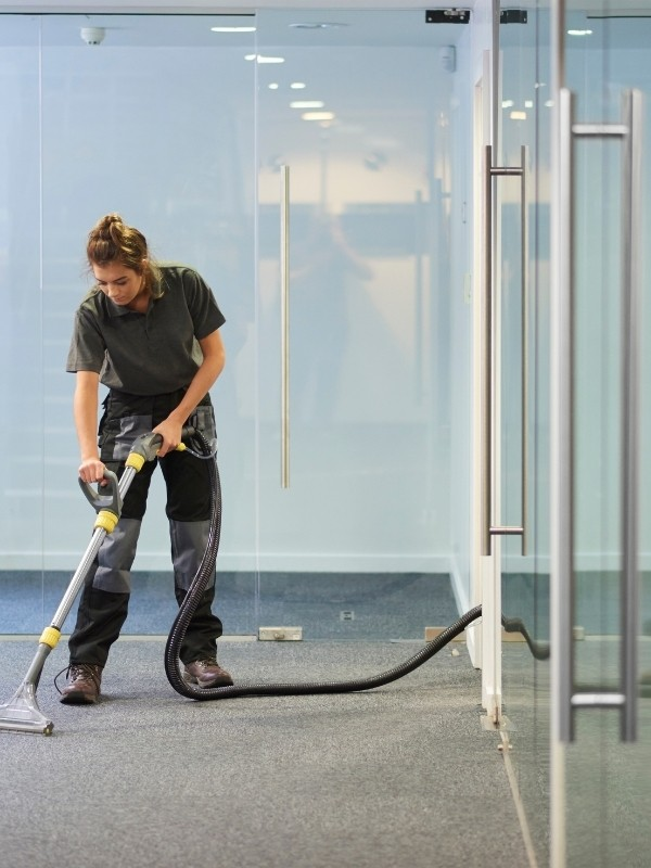 commercial floor cleaning in San Jose, CA